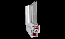 Telaio ALUPLAST IDEAL5000 Soft-line