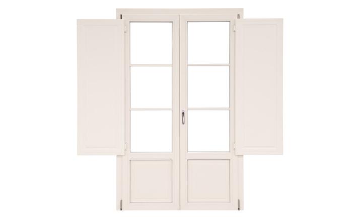 Scuretti in legno - Porta finestra legno ...