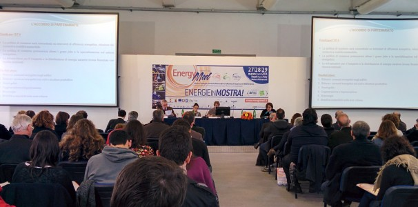 EnergyMed 2014  Napoli